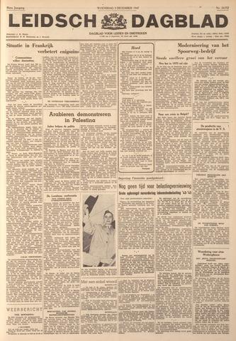 Leidsch Dagblad 1947-12-03