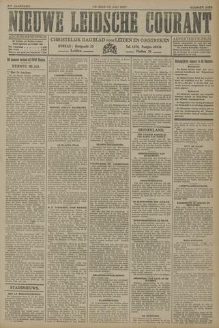 Nieuwe Leidsche Courant 1927-07-22