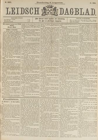 Leidsch Dagblad 1894-08-09