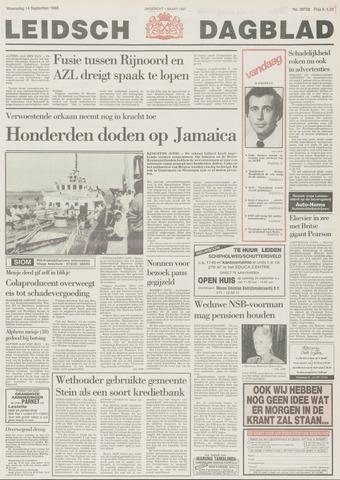 Leidsch Dagblad 1988-09-14
