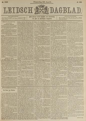 Leidsch Dagblad 1901-04-22