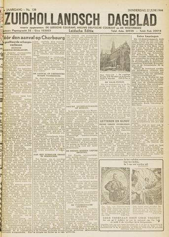Zuidhollandsch Dagblad 1944-06-22