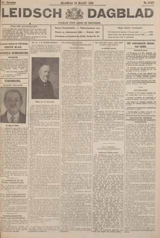 Leidsch Dagblad 1930-03-10