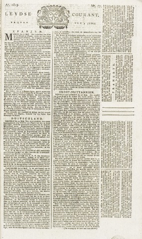 Leydse Courant 1819-06-04