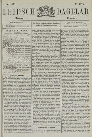 Leidsch Dagblad 1875-01-11