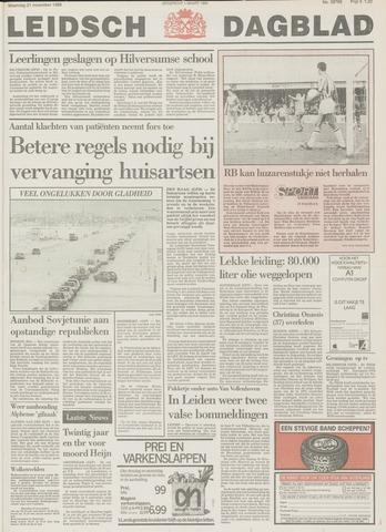 Leidsch Dagblad 1988-11-21