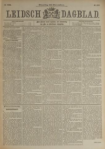 Leidsch Dagblad 1896-12-22