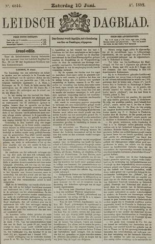 Leidsch Dagblad 1882-06-10