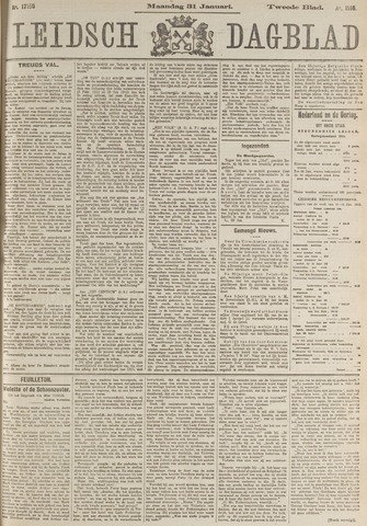 Leidsch Dagblad 1916-01-31