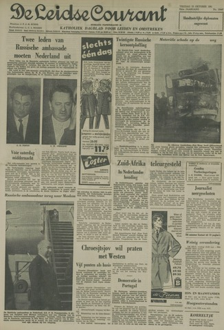 Leidse Courant 1961-10-13