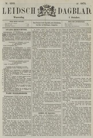 Leidsch Dagblad 1873-10-01