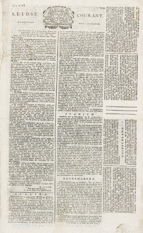 Leydse Courant 1818-12-02