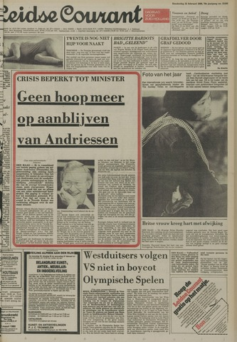 Leidse Courant 1980-02-21