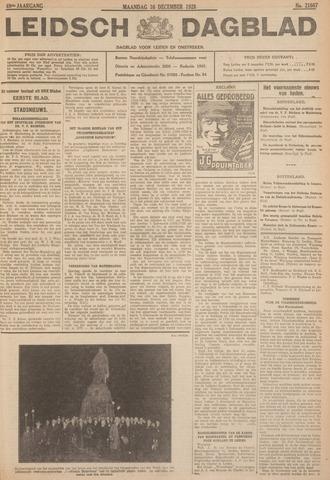 Leidsch Dagblad 1928-12-10