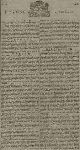 Leydse Courant 1729-06-03