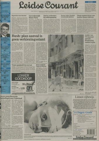 Leidse Courant 1992-08-17