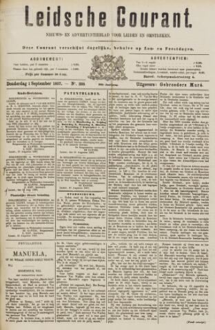 Leydse Courant 1887-09-01