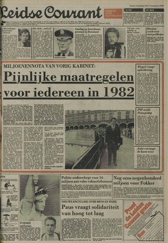 Leidse Courant 1981-09-15