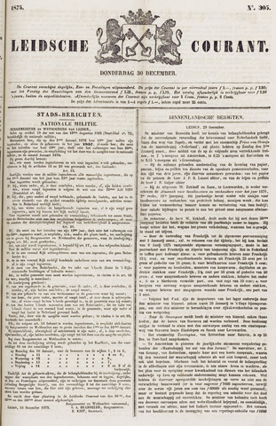 Leydse Courant 1875-12-30