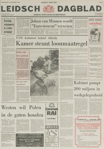 Leidsch Dagblad 1980-12-10