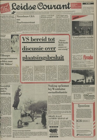 Leidse Courant 1984-05-05