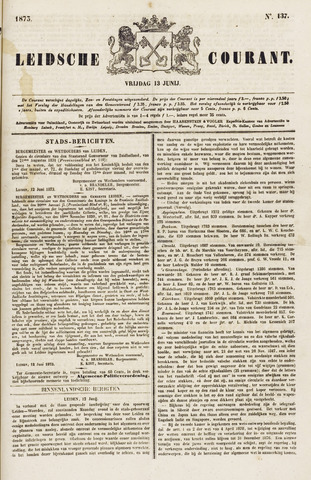 Leydse Courant 1873-06-13