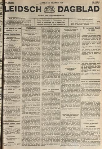 Leidsch Dagblad 1932-12-17