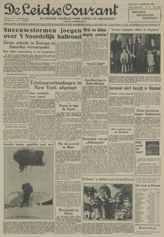 Leidse Courant 1955-02-21