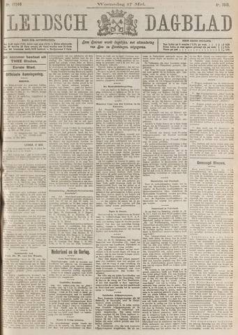 Leidsch Dagblad 1916-05-17