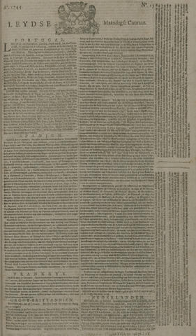 Leydse Courant 1744-02-03