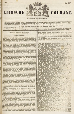 Leydse Courant 1872-09-25