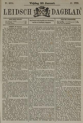 Leidsch Dagblad 1880-01-23