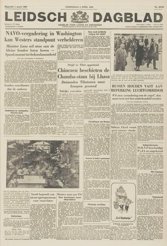 Leidsch Dagblad 1959-04-02