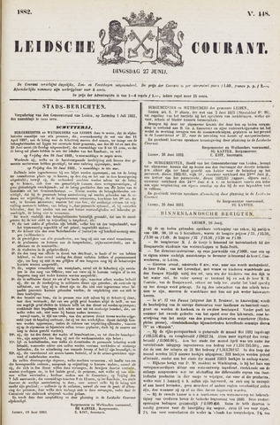 Leydse Courant 1882-06-27