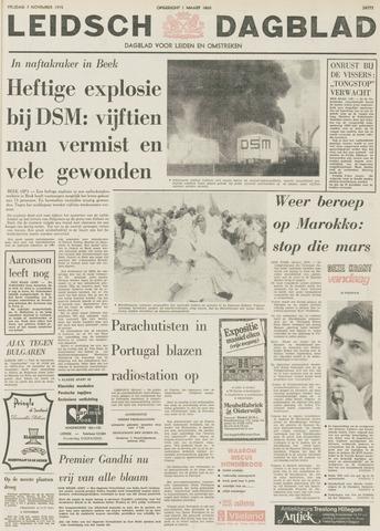 Leidsch Dagblad 1975-11-07