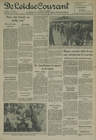 Leidse Courant 1962-07-10
