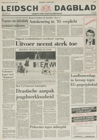 Leidsch Dagblad 1982-02-03