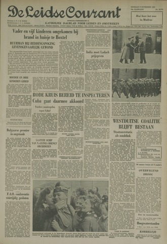 Leidse Courant 1962-11-06