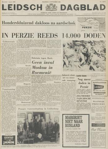 Leidsch Dagblad 1968-09-02