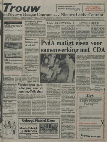 Nieuwe Leidsche Courant 1976-11-05