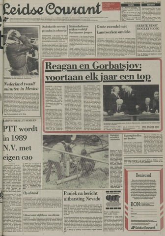 Leidse Courant 1985-11-21