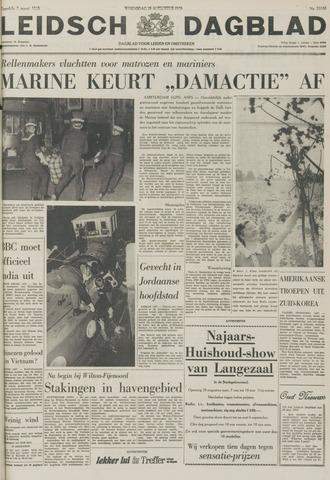 Leidsch Dagblad 1970-08-26