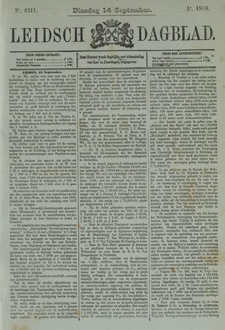 Leidsch Dagblad 1880-09-14