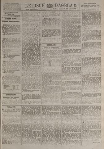 Leidsch Dagblad 1920-02-27