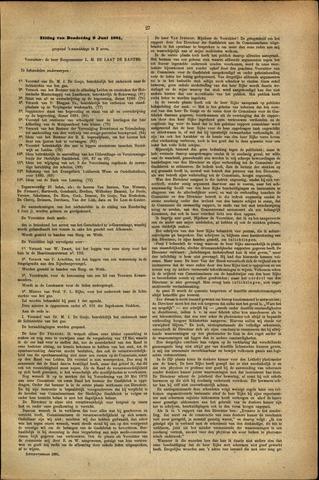 Handelingen van de Raad 1881-06-09
