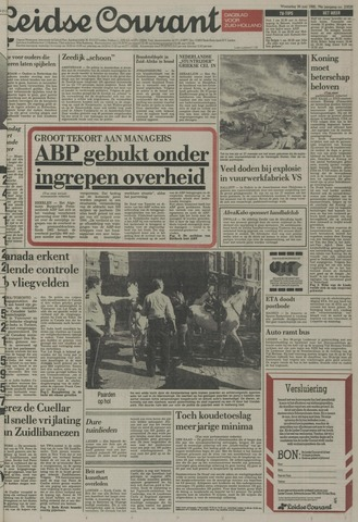 Leidse Courant 1985-06-26