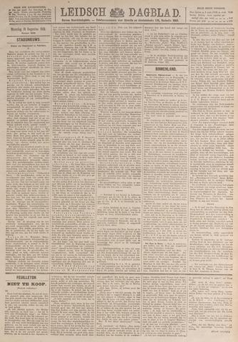 Leidsch Dagblad 1919-08-18
