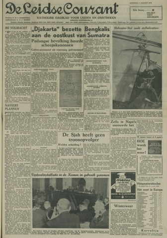 Leidse Courant 1958-03-11