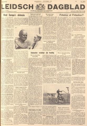 Leidsch Dagblad 1949-12-01