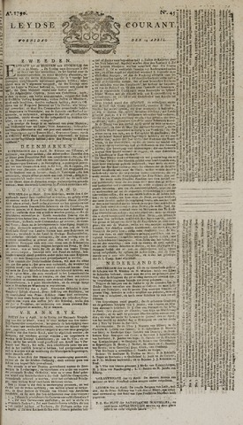 Leydse Courant 1790-04-14